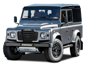 Startech Land Rover Defender Sixty8 Car PNG