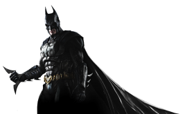 Static Batman PNG