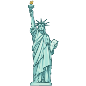 Statue Of Liberty PNG