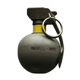 Steel Grenade PNG