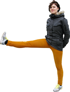 Stretching PNG