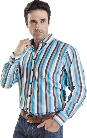 Strip Full Shirt PNG