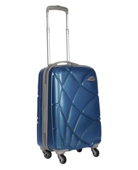 Strolley Suitcase Luggage PNG