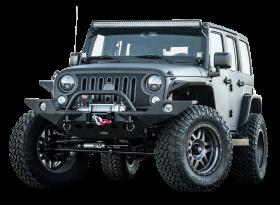 Strut Jeep Wrangler SUV PNG
