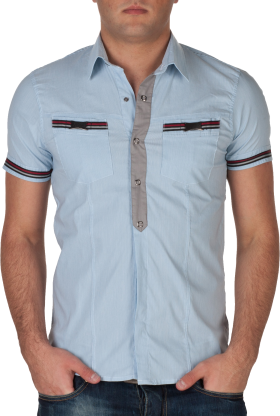 Stylish Half Shirt PNG