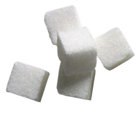 Flying Sugar Cubes PNG