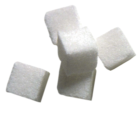5 Sugar Cubes PNG