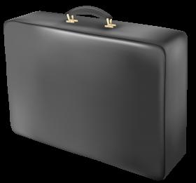 Suitcase Black PNG