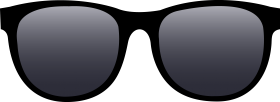 Sun Glasses PNG