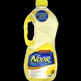 Noor Sunflower Oil PNG