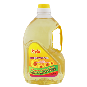 Sunflower Oil Royles PNG