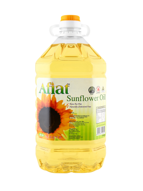 Afiat Sunflower Oil PNG