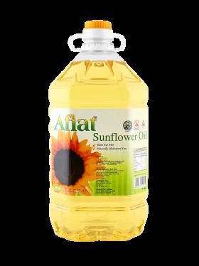 Afiat Sunflower Oil PNG