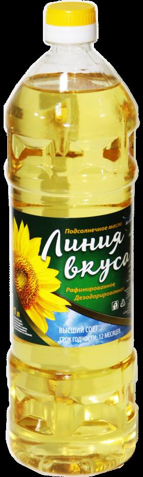 Sunflower Oil Bottle PNG