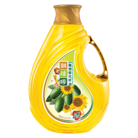 Chinese Sunflower Oil PNG