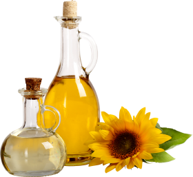 Sunflower Oil PNG
