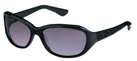 Sunglass Black PNG