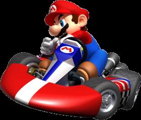 Super Mario Driving PNG