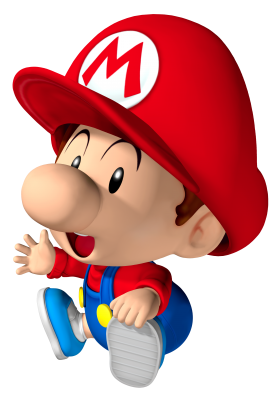 Super Mario Flying PNG