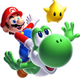 Super Mario  Galaxy 2 PNG