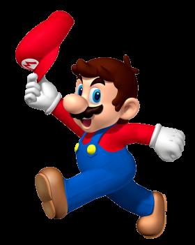 Super Mario  Hair PNG
