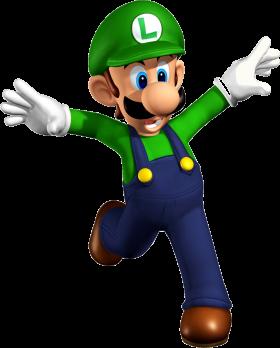 Super Mario  Luigi PNG