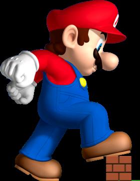 Super Mario  Mega PNG