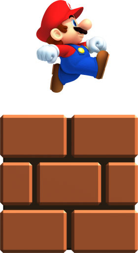 Super Mario  Mini PNG