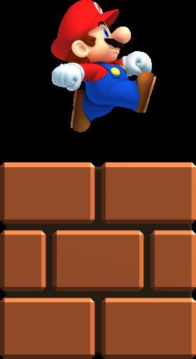 Super Mario  Mini PNG