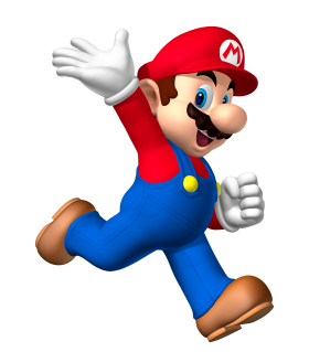 Super Mario Run PNG