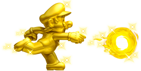 Super Mario Running PNG
