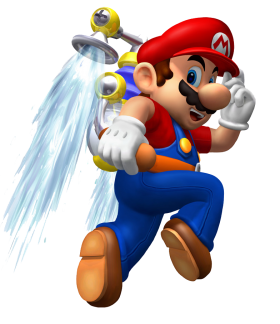 Super Mario  Sunshine PNG