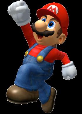 Super Mario PNG