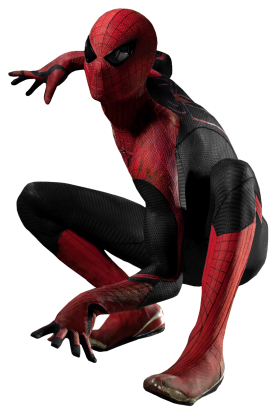 Superior SpiderMan PNG