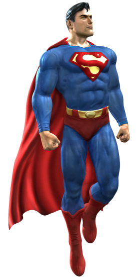Superman Dc Universe PNG