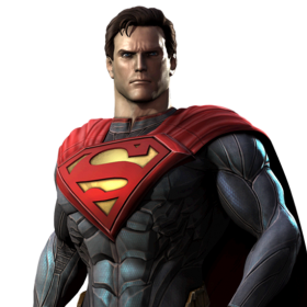 Superman Injustice PNG