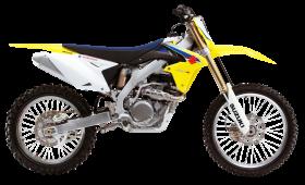 Suzuki RM Z450 PNG