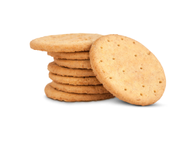 Swiss Cookies Stacked PNG