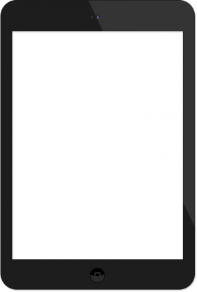 Tablet  Video Frame PNG