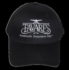 Tavares Hat Black PNG