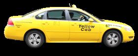 Taxi Cab PNG