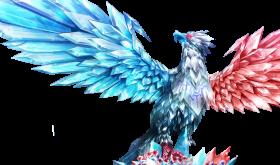Team Spirit Anivia Skin PNG