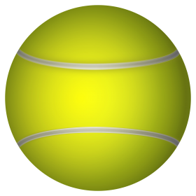 Tennis Ball PNG