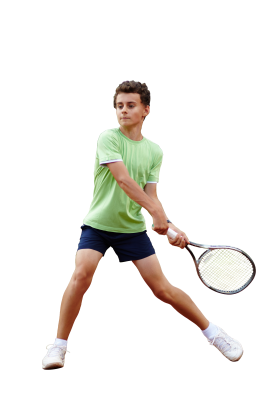 Tennis Player PNG