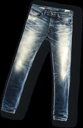 Tepphar Denim Jeans PNG