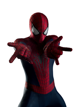 The Amazing SpiderMan PNG