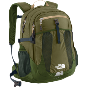 The North Face  Recon Burnt Olive Green PNG