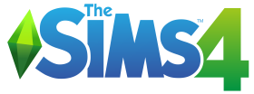 The Sims 4 Logo PNG