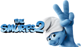 The Smurfs 2 Logo PNG