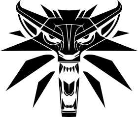 The Witcher 2 Logo PNG